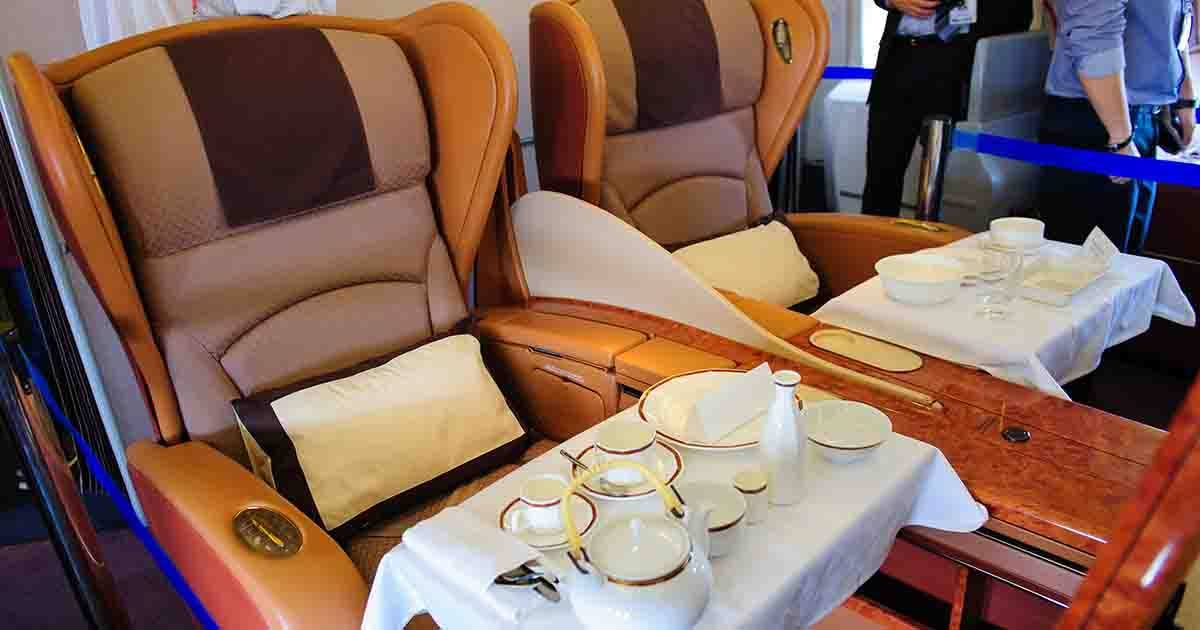 This trick will ensure you a free flight or upgrade to first class