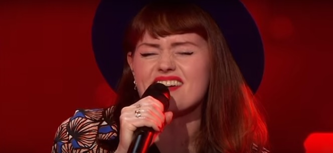 Once the first note came out of her mouth, the judges were shocked! Wait for 1:10 minutes.. chills!