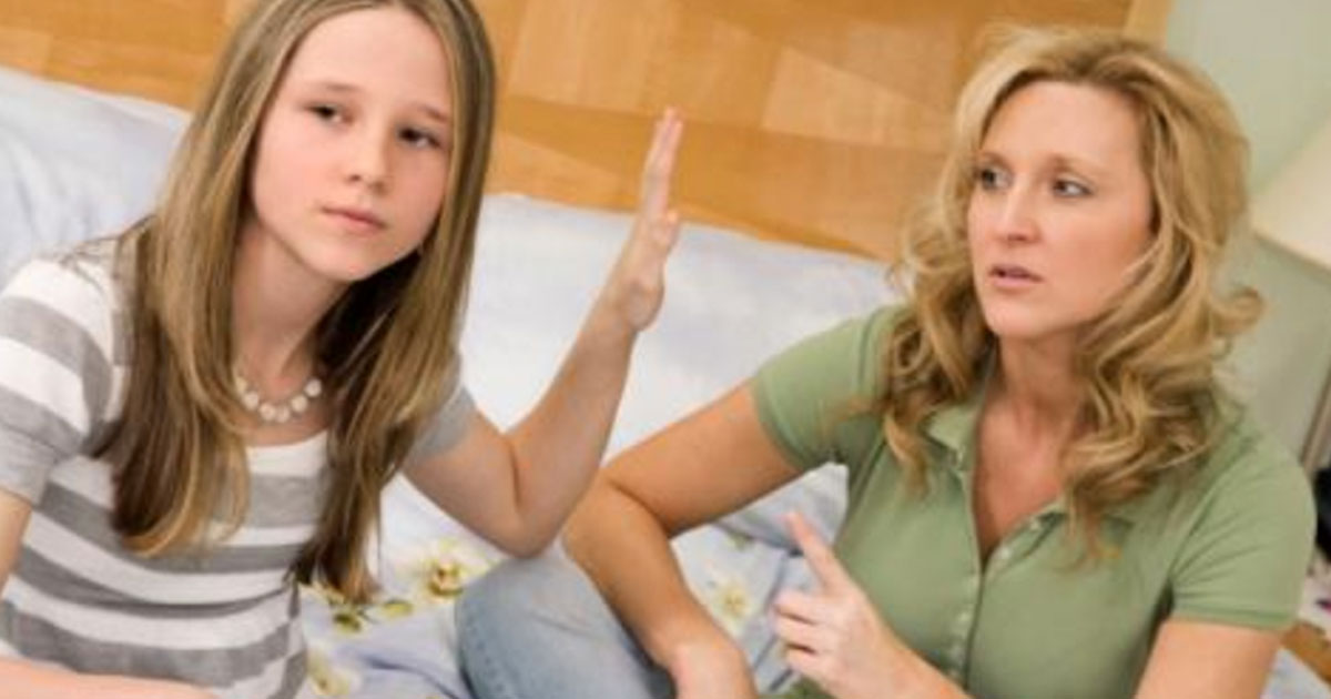 A new study states: Nagging mothers raise more successful daughters