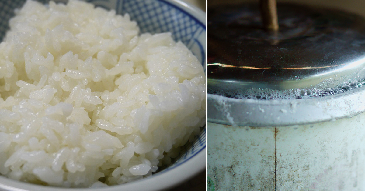 Scientists claim: you have cooked rice in a wrong and unhealthy way your entire lives!