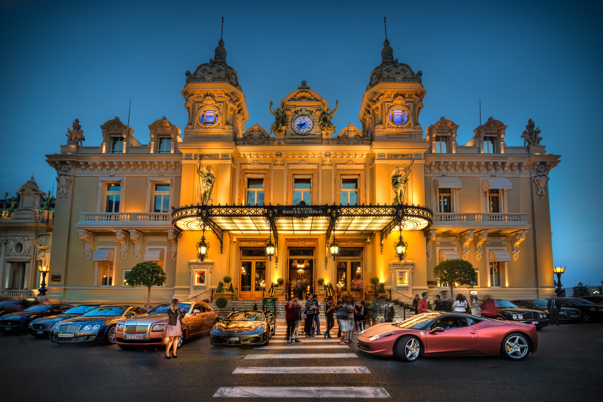 Big chances are you haven't been to these five glamorous and famous casino houses in the world