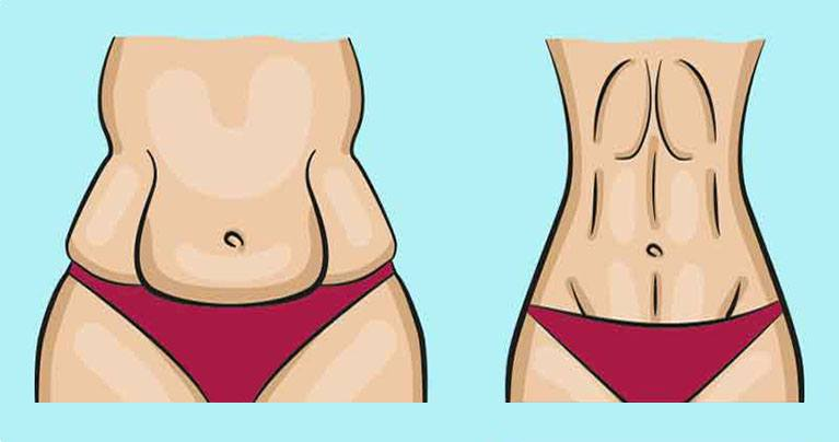 Do this for 6 minutes a day - and this is what will happend to your belly fat