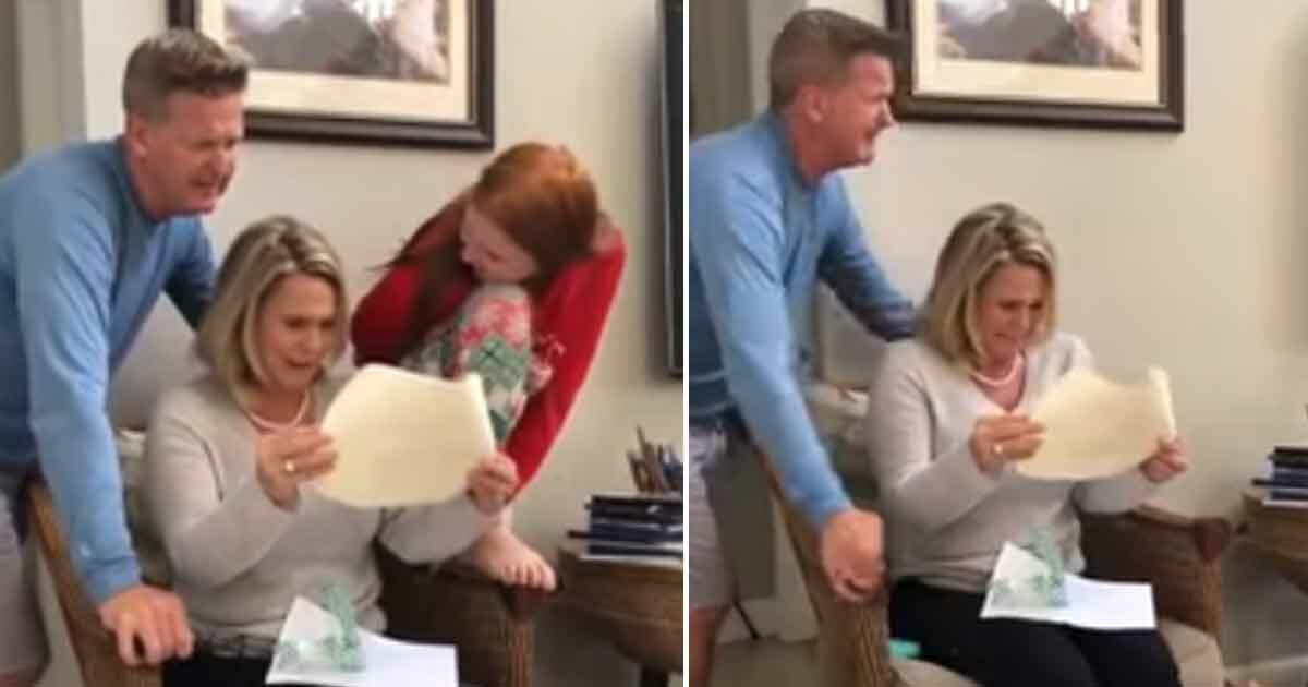 Their son got his first paycheck - when his parents saw what he was wasting it on, they couldn't stop crying