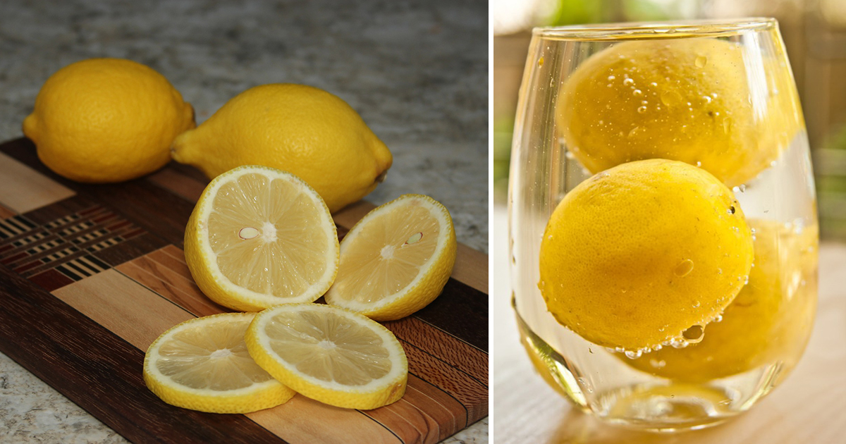 This is what happens to your body when you sleep with lemons on your bedside table