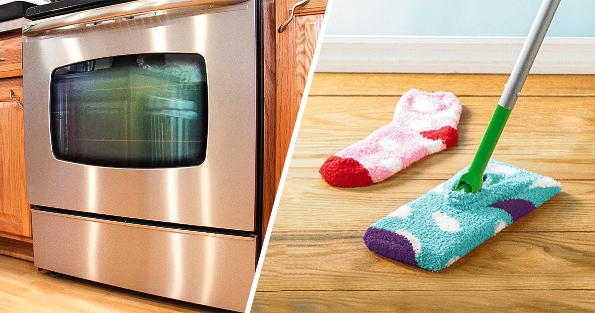 20 great tips to help you clean your house better and faster