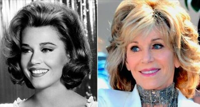 80-year-old Jane Fonda reveals her secret of how to stay young, shapely, and improve like good old wine