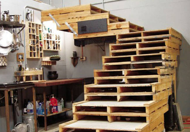 14 cool and original uses for wood pallets that you can do yourself at home