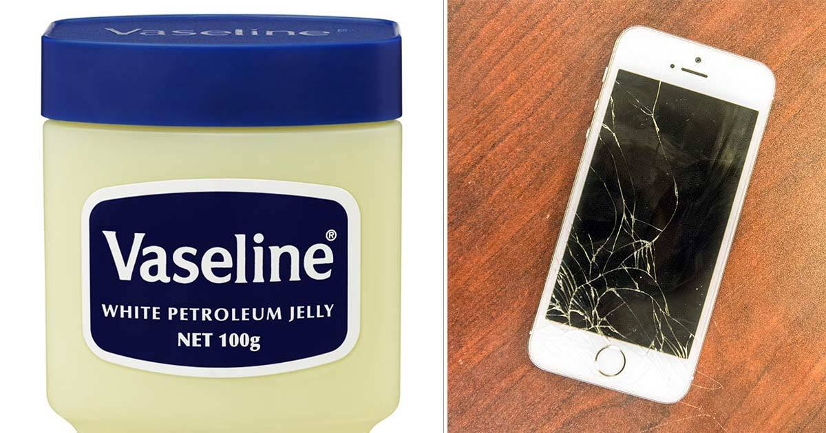 17 clever uses of Vaseline you never knew of. #13 is simply genious!