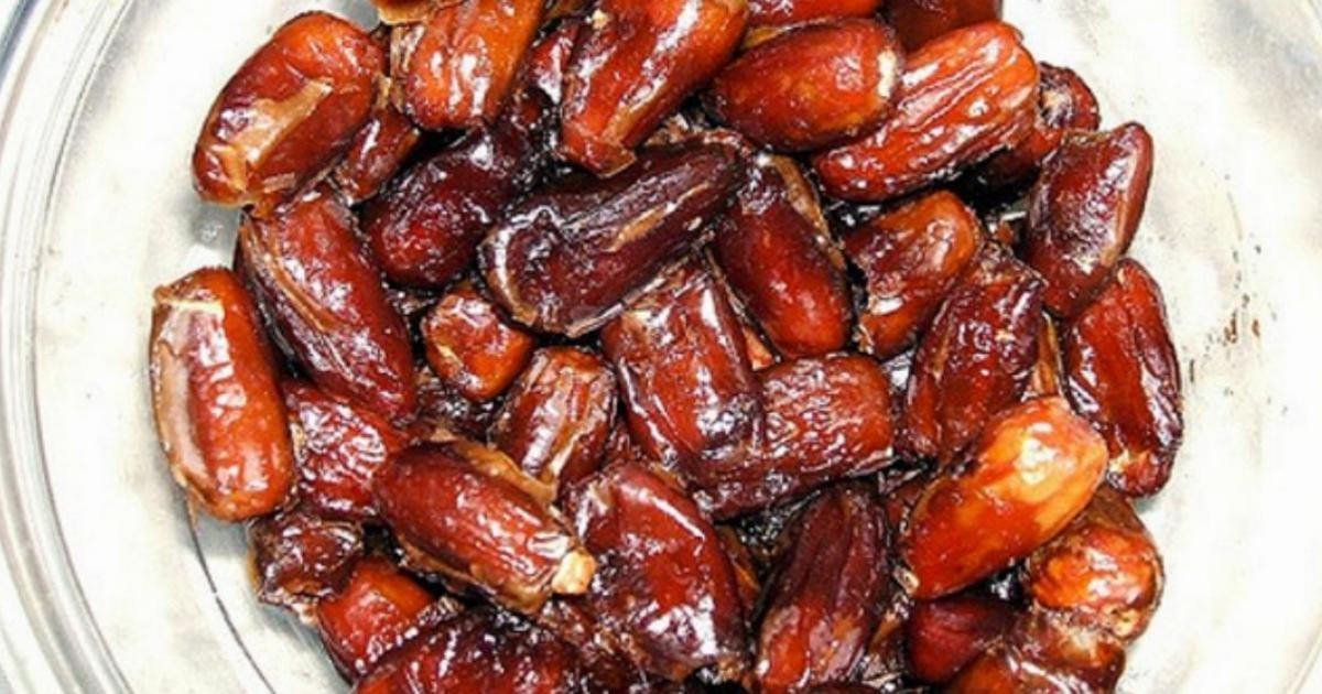 Eat 3 dates a day, and you'll be amazed by how your body responds