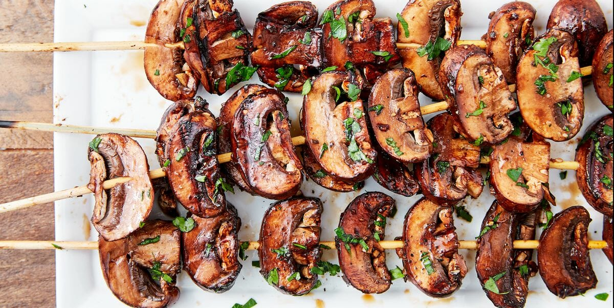 This roasted mushroom in balsamic sauce recipe is so good that once you try it - you won't look back!