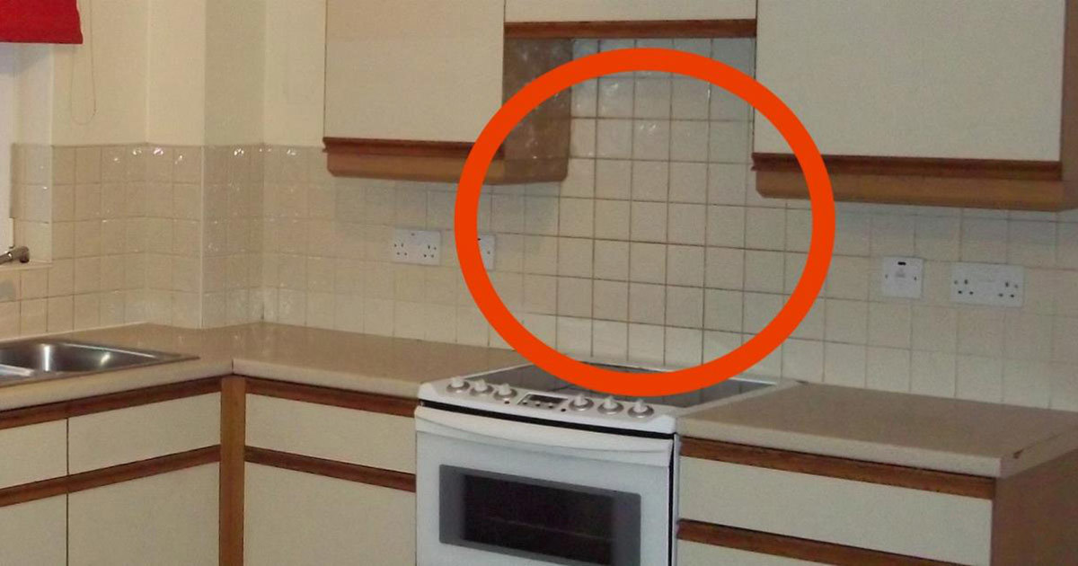 What this couple did with their old CDs is crazy - just look at their kitchen